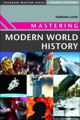 Mastering Modern World History (Fourth Edition)