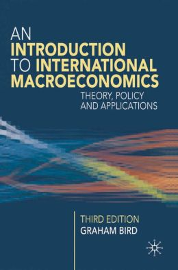 Introduction to International Macroeconomics: Theory, Policy and Applications (Third Edition)