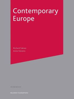 Contemporary Europe, Second Edition