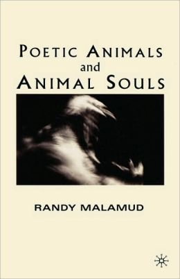 Poetic Animals And Animal Souls