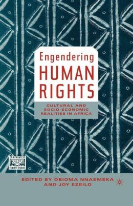 Engendering Human Rights: Cultural and Socio-Economic Realities in Africa (Comparative Feminist Studies Series)