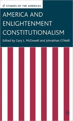 America and Enlightenment Constitutionalism