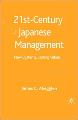 21st Century Japanese Management