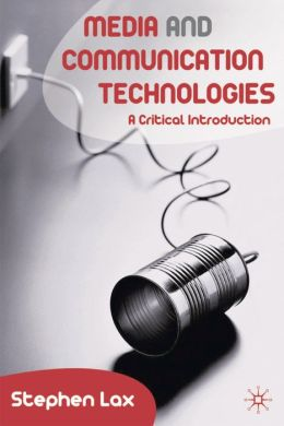 Media And Communication Technologies