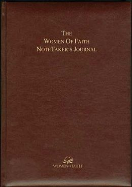 Women of Faith Notetaker's Journal