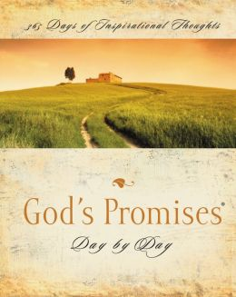 God's Promises Day by Day: 365 Days of Inspirational Thoughts
