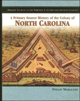 The Colony of North Carolina
