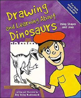 Drawing and Learning about Dinosaurs: Using Shapes and Lines
