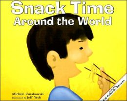 Snack Time Meals around the World