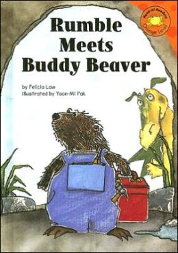 Rumble Meets Buddy Beaver (Read-It! Readers Series)