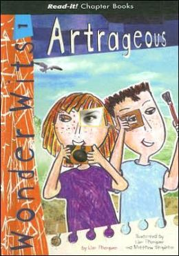 Artrageous (Read-It! Chapter Books Series)