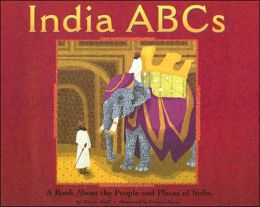 India ABCs: A Book about the People and Places of India
