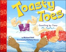 Toasty Toes: Counting by Tens