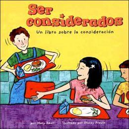 Ser Considerados: Un Libro Sobre la Consideración