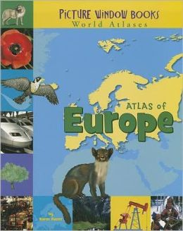 Atlas of Europe