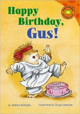 Happy Birthday, Gus!/ Feliz cumpleanos, Gus!