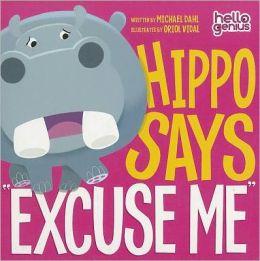 Hippo Says ''Excuse Me''
