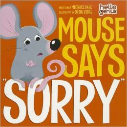 Mouse Says ''Sorry''