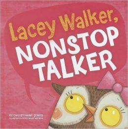 Lacey Walker, Nonstop Talker (Little Boost Series)