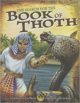 Search for the Book of Thoth, The
