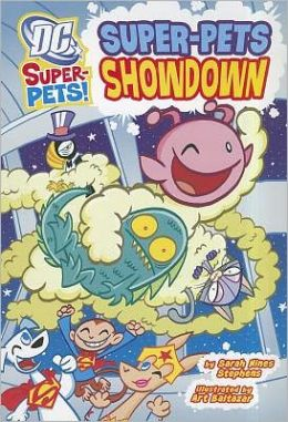 Super-Pets Showdown (DC Super-Pets Series)