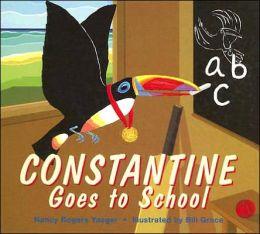 Constantine Goes to School