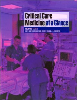 Critical Care Medicine at a Glance (At a Glance Series)