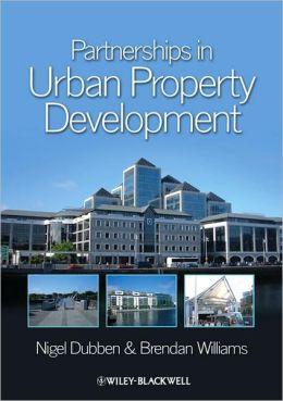 Partnerships in Urban Property Development