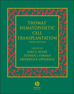 Thomas' Hematopoietic Cell Transplantation