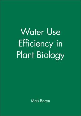 Water Use Efficiency In Plant