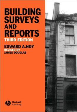 Building Surveys Reports 3e