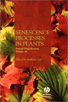 Senescence Processes Plants Ga