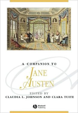 A Companion to Jane Austen