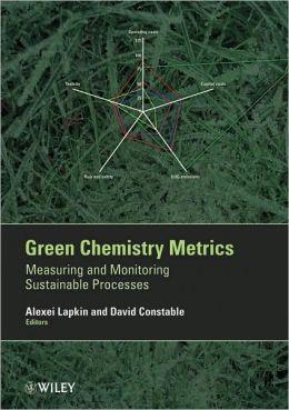 Green Chemistry Metrics