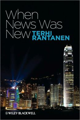 When News Was New