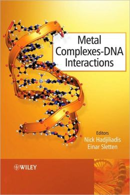 Metal Complex - DNA Interactions