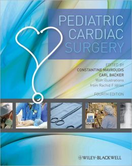 Pediatric Cardiac Surgery