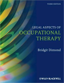 Legal Aspects of Occupational Therapy