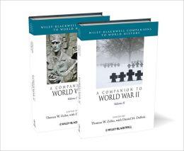 A Companion to World War II