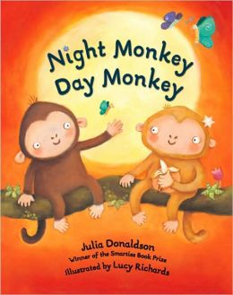 Night Monkey Day Monkey