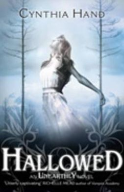 Hallowed (Unearthly Series #2)
