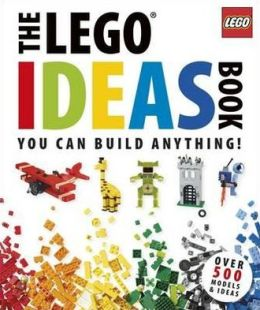 The Lego Ideas Book.