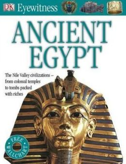 Ancient Egypt (DK Eyewitness Books Series)