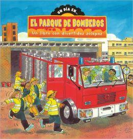 Un dia en el parque de bomberos
