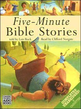 Five-Minute Bible Stories