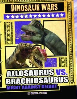 Allosaurus Vs Brachiosaurus: Might Against Height