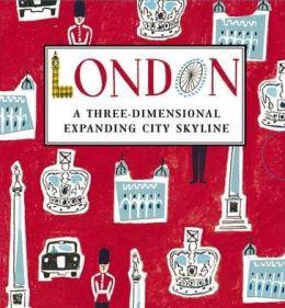 London: An Expanding 3-D City Skyline