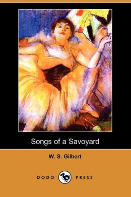 Songs Of A Savoyard