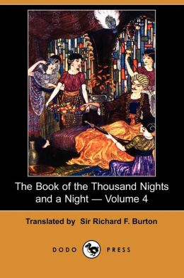 The Book Of The Thousand Nights And A Night - Volume 4