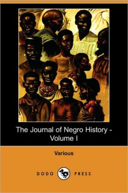 The Journal of Negro History, Volume 1